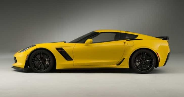 2015 Chevrolet Corvette Z06 raises UK release debate