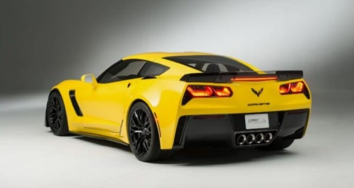 2015 Chevy Corvette Z06 Vs Camaro Z28 performance numbers