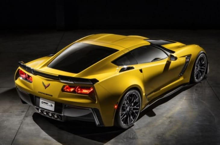 2015 Chevy Corvette Z06 vs. 2014 ZR1 differences