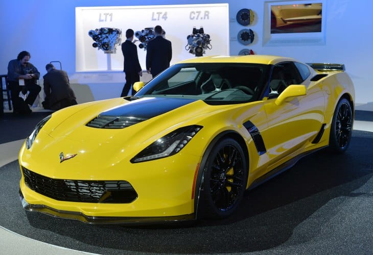 2015 Chevy Corvette Z06 vs. 2014 ZR1
