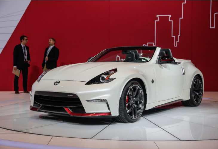 2015 Chicago Auto Show day 1