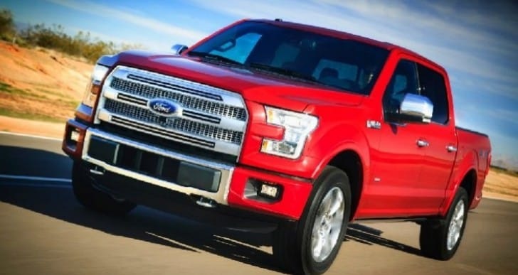 2015 F-150 gas mileage deliberated with aluminum
