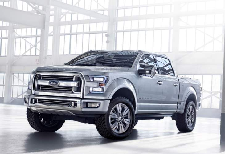 2015 Ford F-150 and Chrysler 200 weight saving