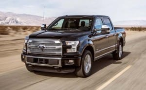 2015 Ford F150 vs. 2014 model resale value