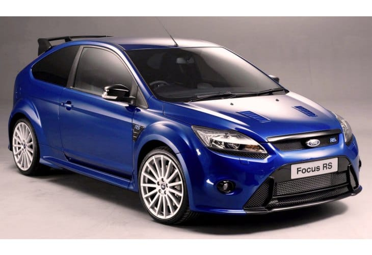 2015 Ford Focus RS mega-hatch competitors