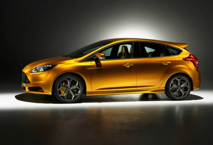 2015 Ford Focus redesign