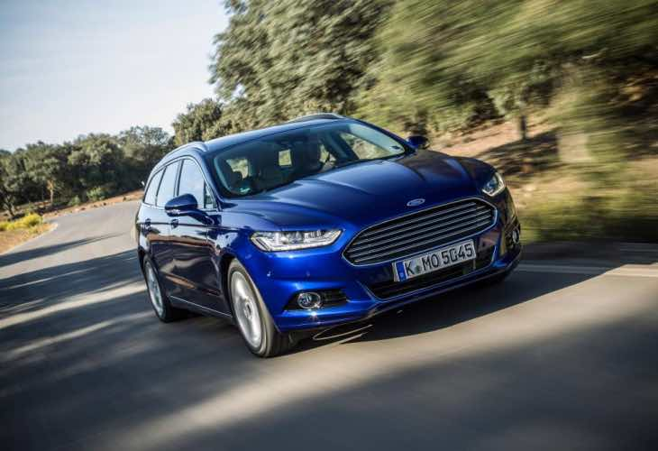 2015 Ford Mondeo Vs Mazda 6 and Skoda Superb Estate