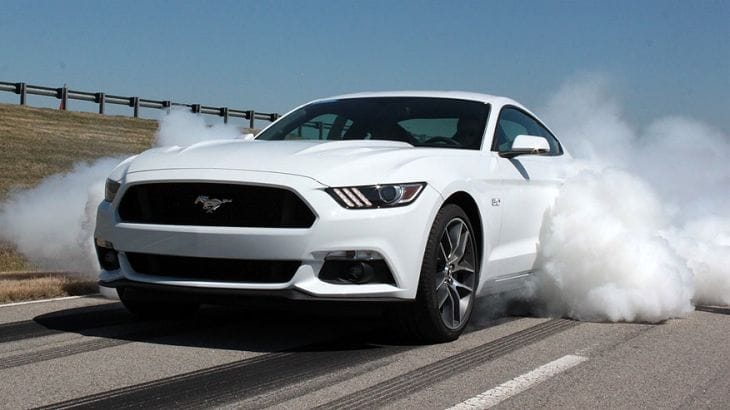 2015 Ford Mustang color