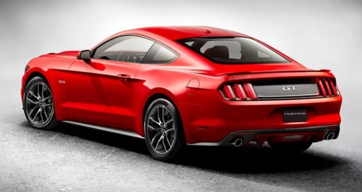 2015 Ford Mustang launch delayed in India to 2016