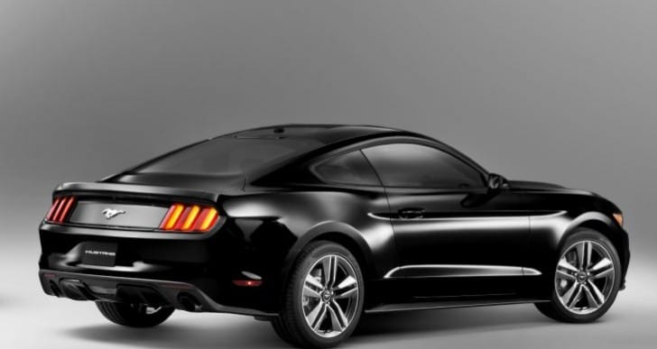 2015 Ford Mustang models, pricing and options
