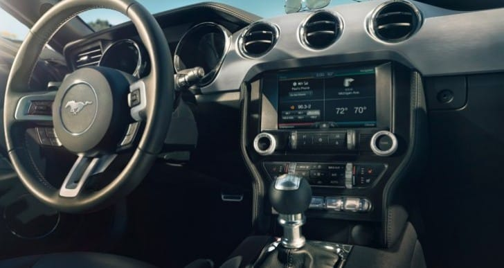 2015 Ford Mustang to aide insurance rates