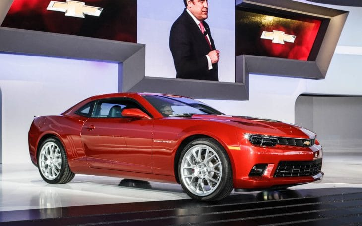 2015 Ford Mustang vs. Chevrolet Camaro