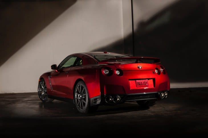2015 GT-R price increase