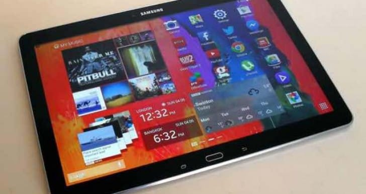 2015 Galaxy Pro 12.2 Edition & Note 10.1, no show at MWC