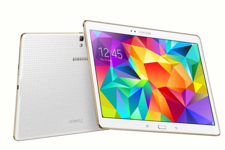 2015 Galaxy Tab S 2 specs revealed