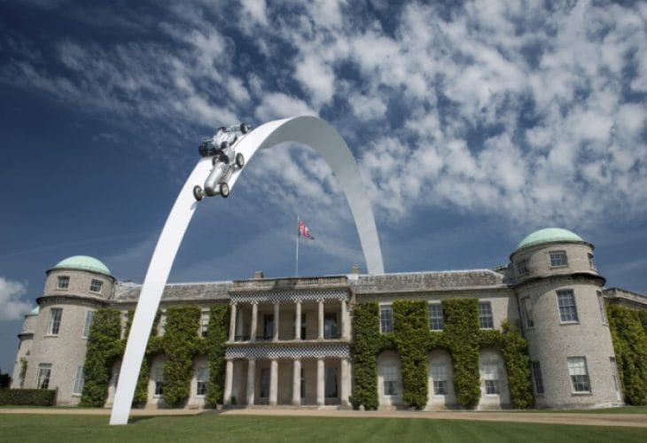 2015 Goodwood Festival of Speed tickets date likely Oct 31