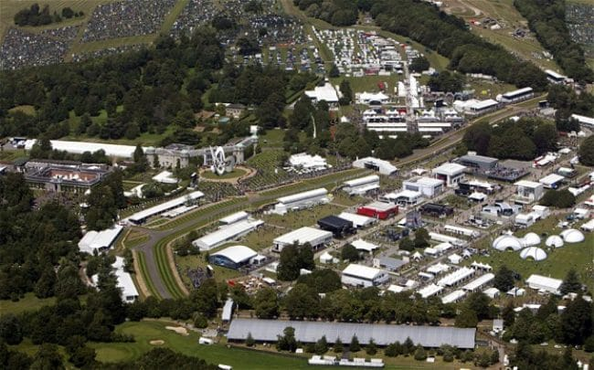 2015 Goodwood Festival of Speed tickets