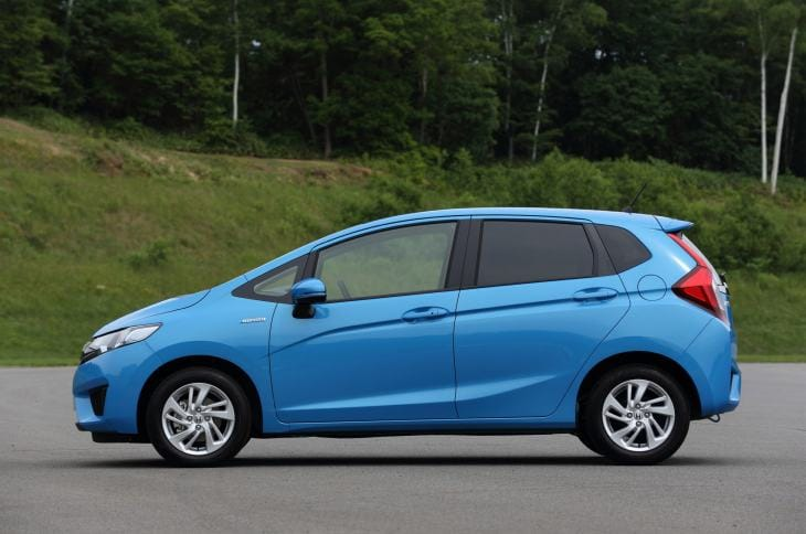 Simple 2015 Honda Fit Review Fixates On Handling  Product Reviews Net