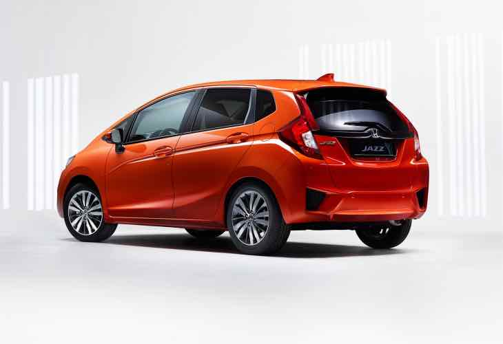 2015 Honda Jazz booking started in India