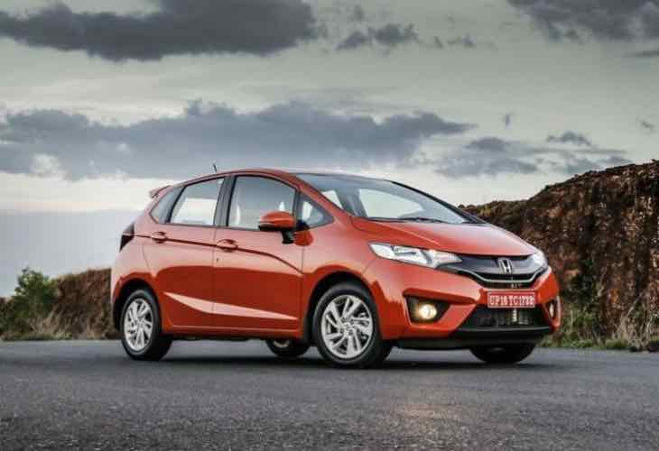 2015 Honda Jazz booking