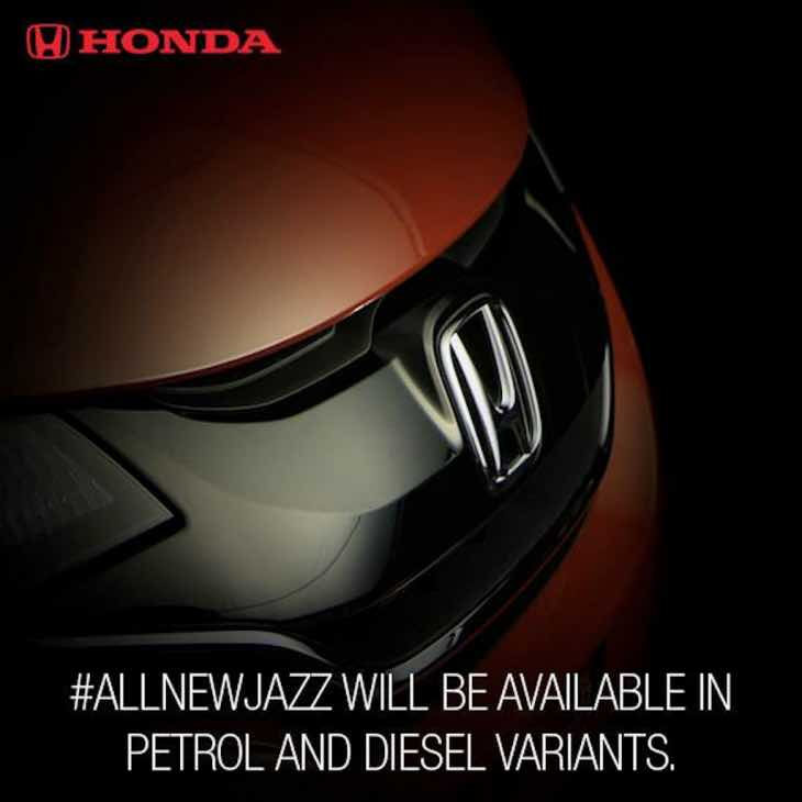 2015 Honda Jazz debut coming soon