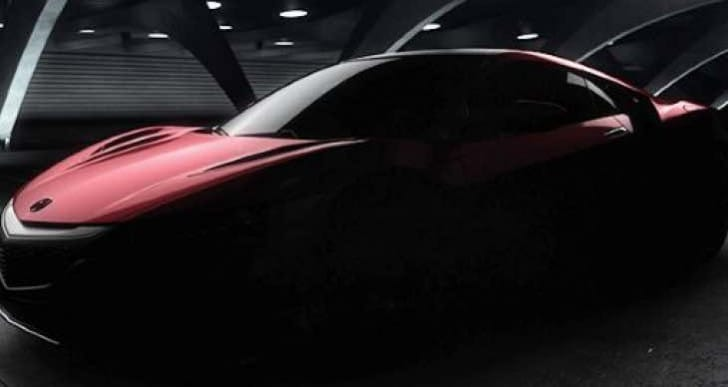 2015 Honda NSX debut renews Toyota Supra interest