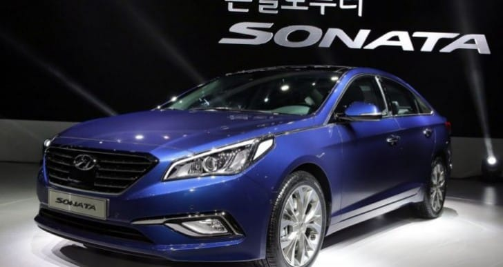 2015 Hyundai Sonata changes are sophisticated