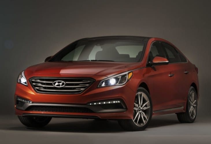 2015 Hyundai Sonata price in India imminent