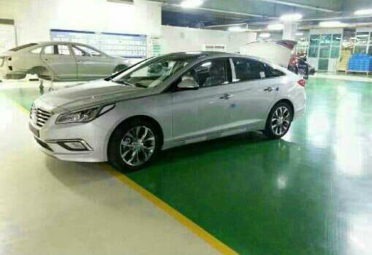 2015 Hyundai Sonata redesign