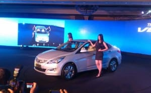 2015 Hyundai Verna new model price list in India
