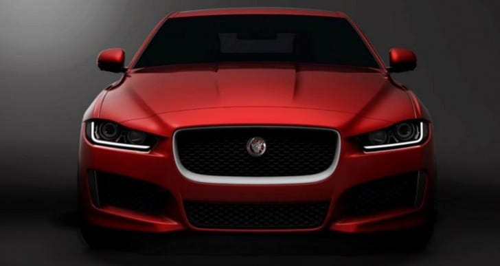 2015 Jaguar XE pre-order reveals price range