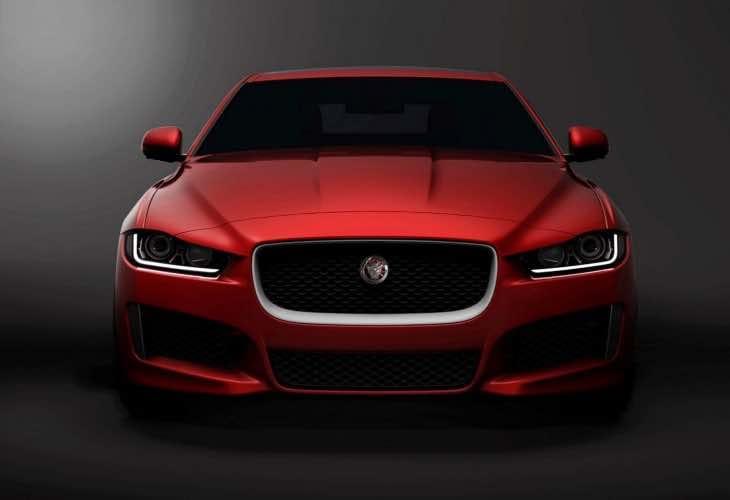 2015 Jaguar XE trim