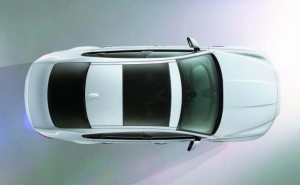2015 Jaguar XF exterior image reveals sharper design