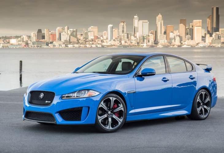 2015 Jaguar XF launch