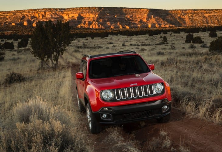 2015 Jeep Renegade review roundup