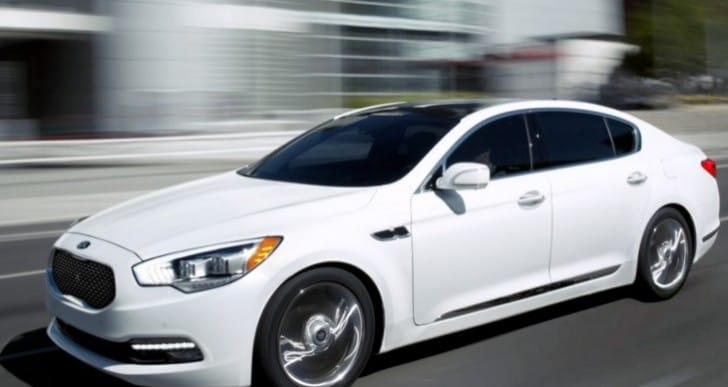 2015 Kia K900 price estimates less than competitors