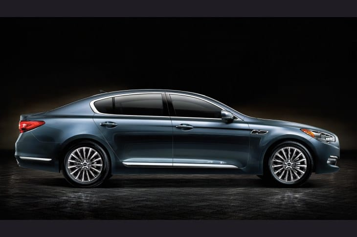 2015 Kia K900 price estimates