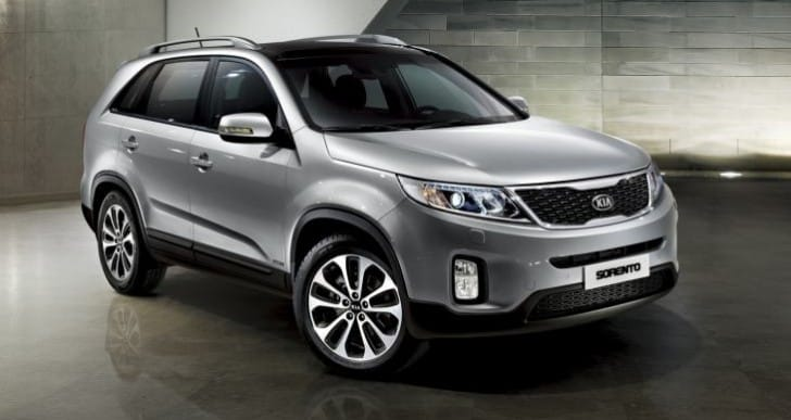 Official 2015 Kia Sorento price MIA in Paris