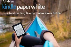 2015 Kindle Paperwhite 3rd generation specs review