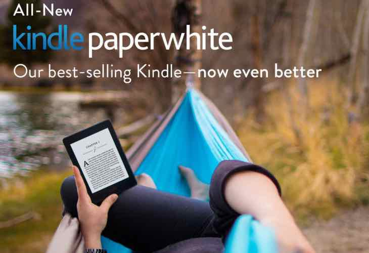 2015 Kindle Paperwhite 3rd generation