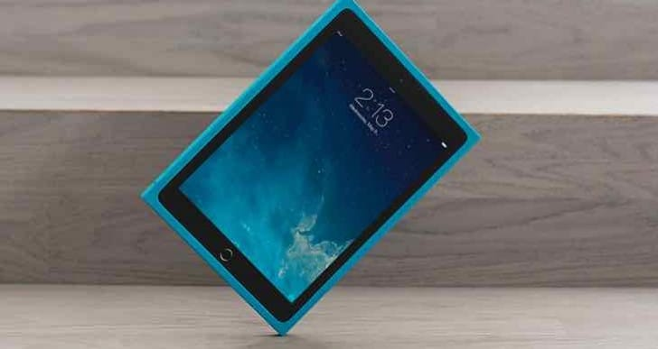 Logi signals 2015 iPad Air, Mini protection importance