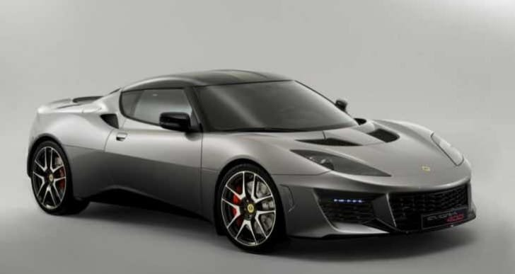 2015 Lotus Evora 400 performance defies price