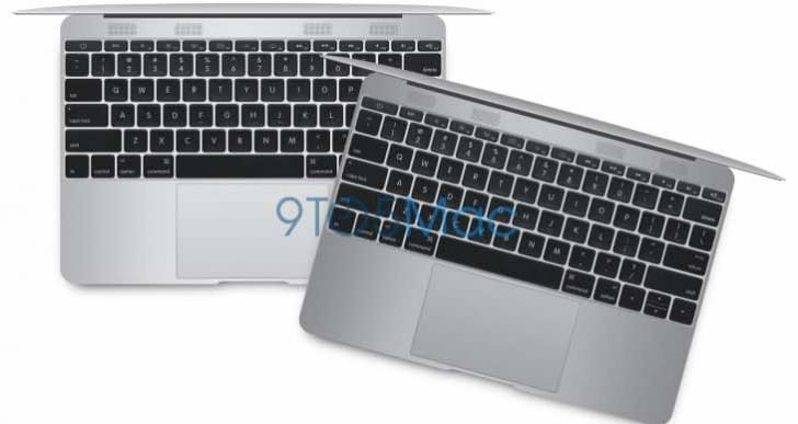 2015 MacBook Air 12-inch design features a concern