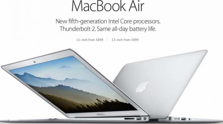 2015 MacBook Air and Pro needs Gold, Space Gray