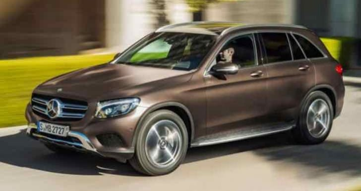 2015 Mercedes-Benz GLC UK deliveries start Nov.