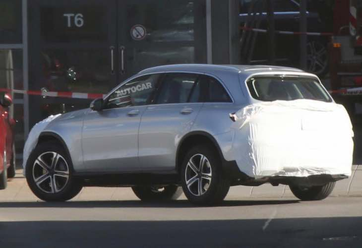 2015 Mercedes-Benz GLC engines