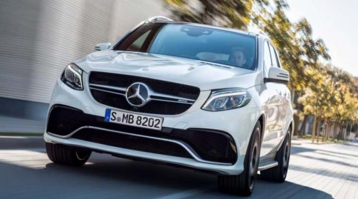 2015 Mercedes-Benz GLE engines and specs revealed