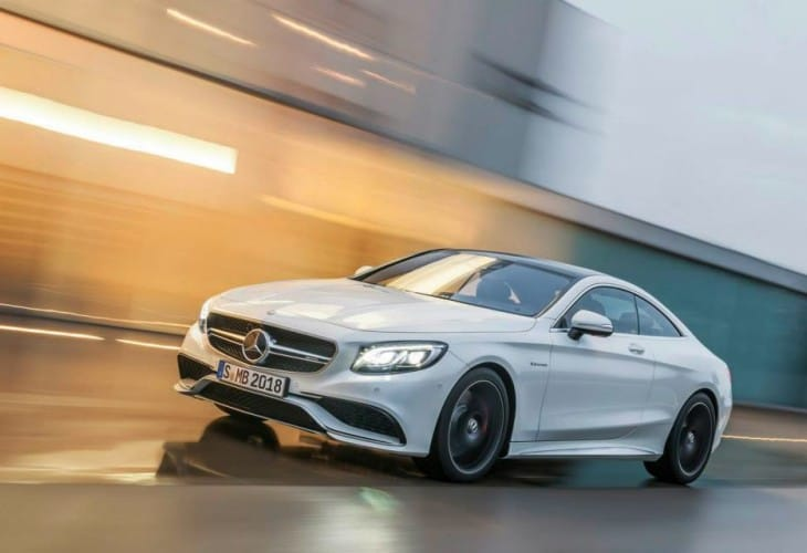 2015 Mercedes S63 AMG 4MATIC Coupe from all angles