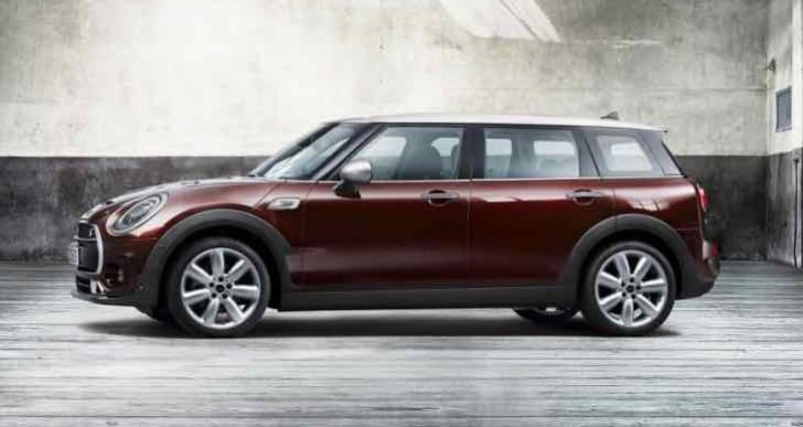 2015 Mini Clubman entry price Vs Cooper D and S