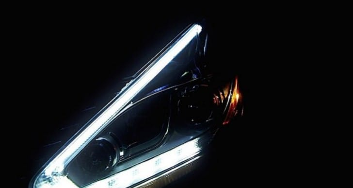 2015 Nissan Murano teased in 9 seconds